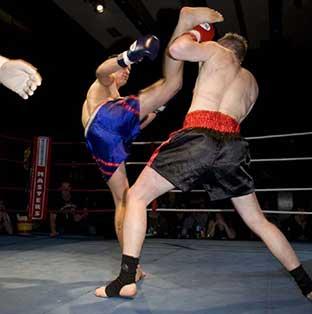 Kickboxen Entstehungsgeschichte