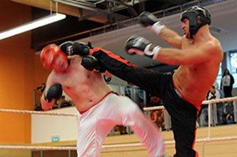 Kickboxen lernen