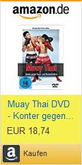 Muay Thai Boxtechniken kontern
