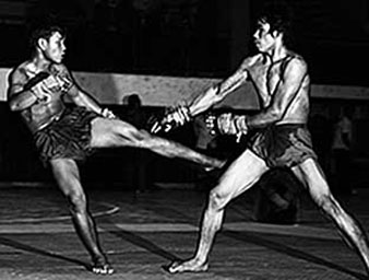 Thaiboxen Entstehungsgeschichte