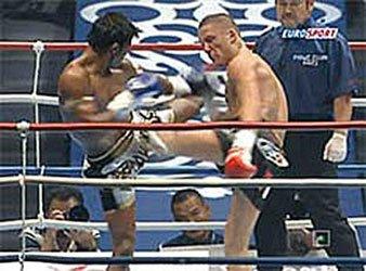 Thaiboxen Regeln im Wettkampf